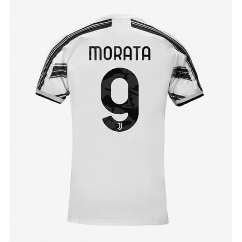 Футболка Мората Ювентус 2020-2021