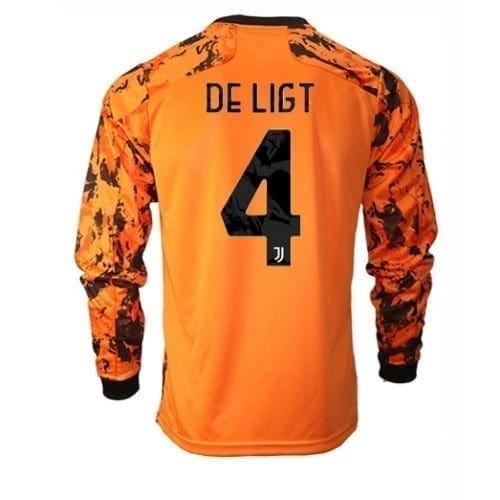 Выездная футболка Де Лигт