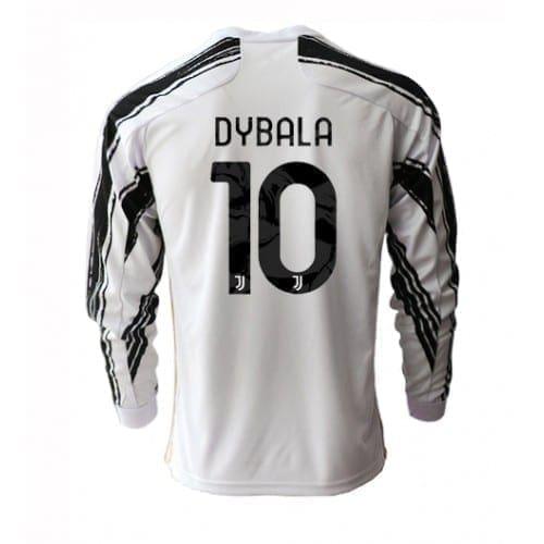 Домашняя футболка Дибала Ювентус длинный рукав 2021