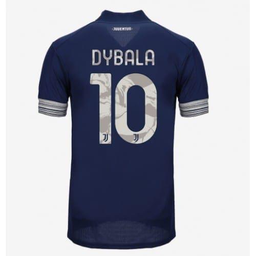Гостевая футболка Дибала Ювентус 2020-2021