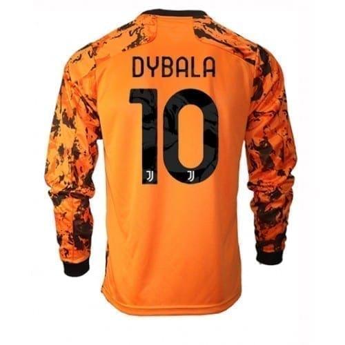 Выездная футболка Дибала с рукавами