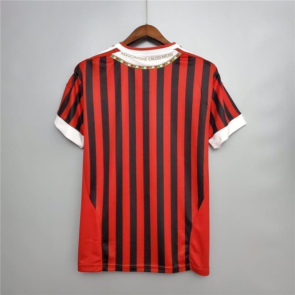 Ретро футболка Милан домашняя 2002-2003