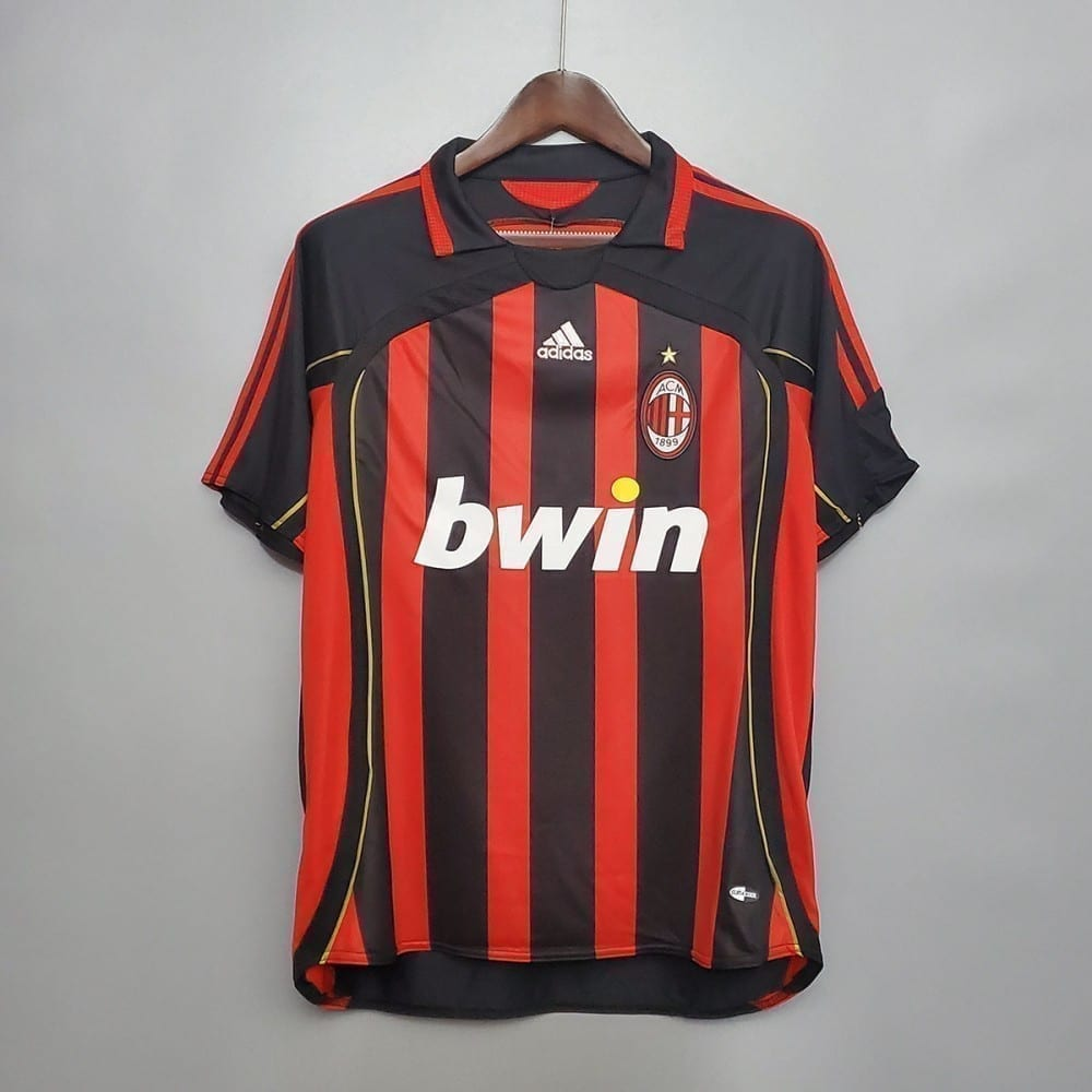 Ретро футболка Милан домашняя 2006-2007