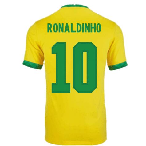 Футболка Рональдиньо Бразилия
