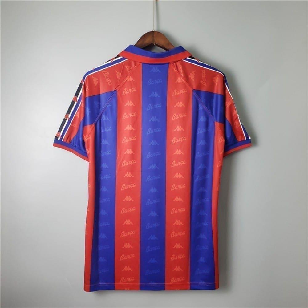Ретро футболка Барселона домашняя 1996-1997
