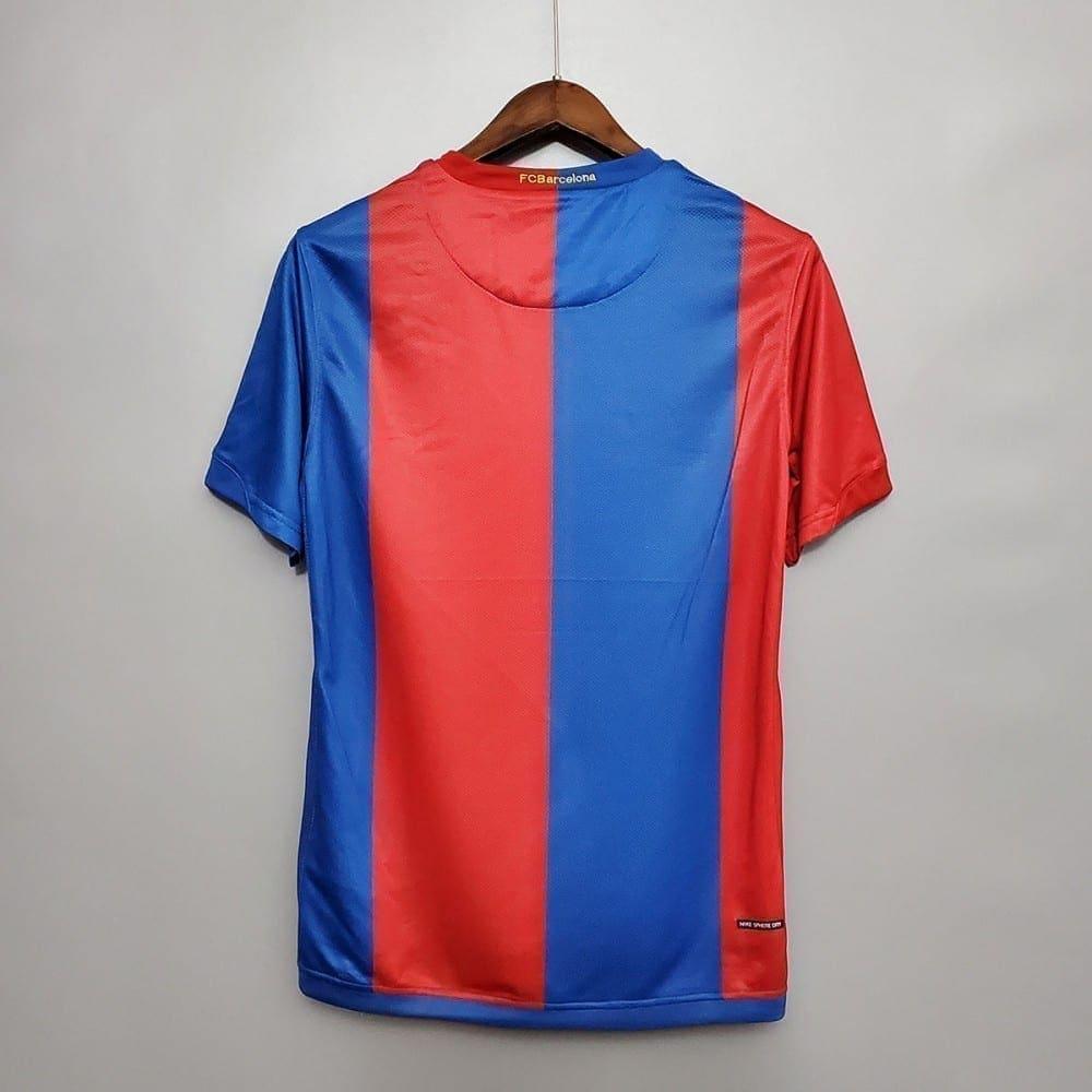 Ретро футболка Барселона домашняя 2006-2007