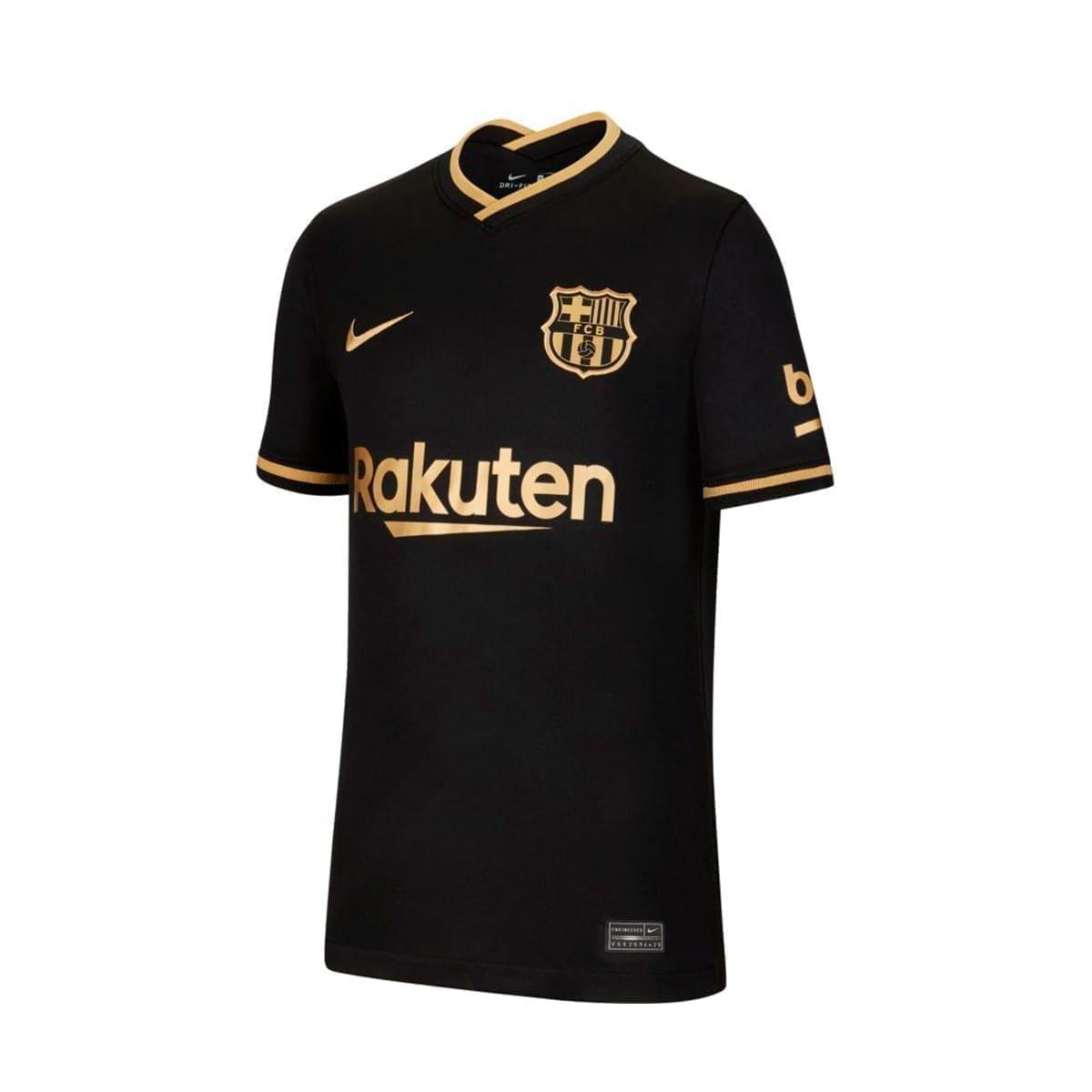 Гостевая тренировочная футболка Барселона