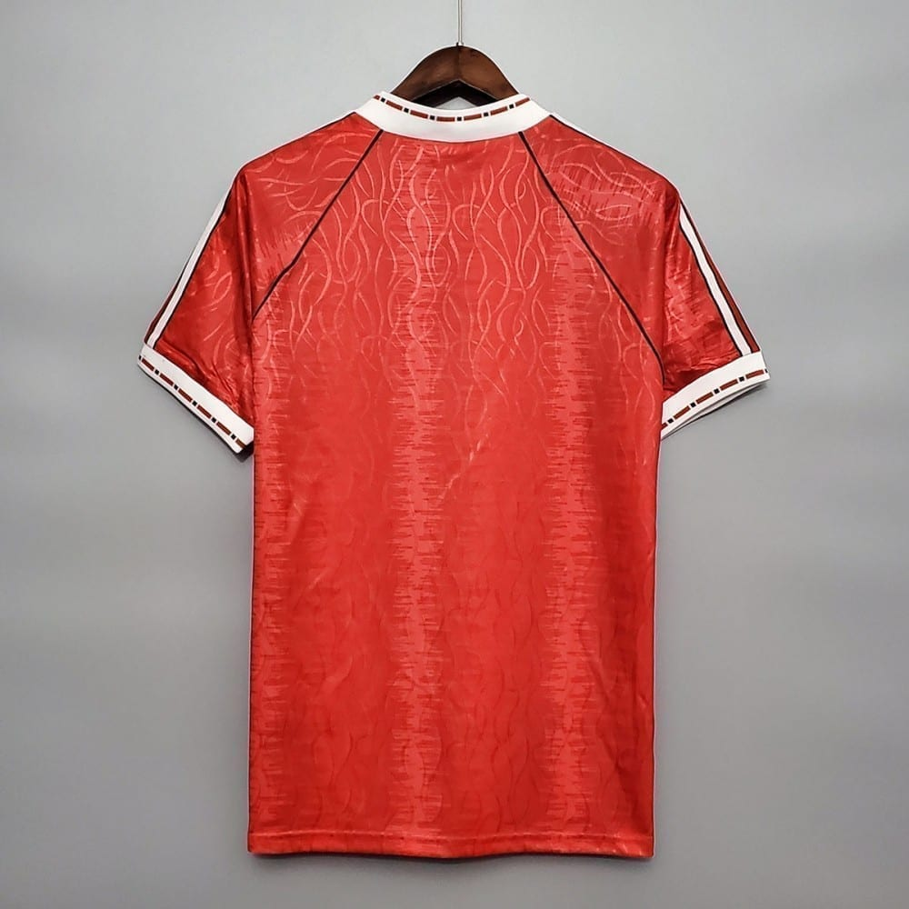 Ретро футболка Манчестер Юнайтед домашняя 1990-1992