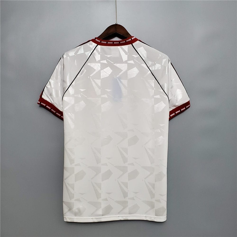 Ретро футболка Манчестер Юнайтед кубок победителей 1991