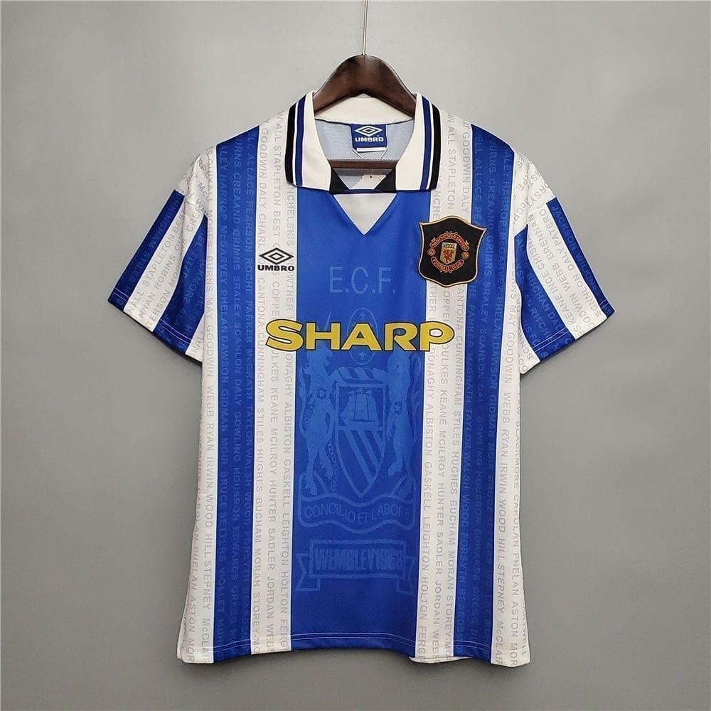 Ретро третья футболка Манчестер Юнайтед 1994-1995