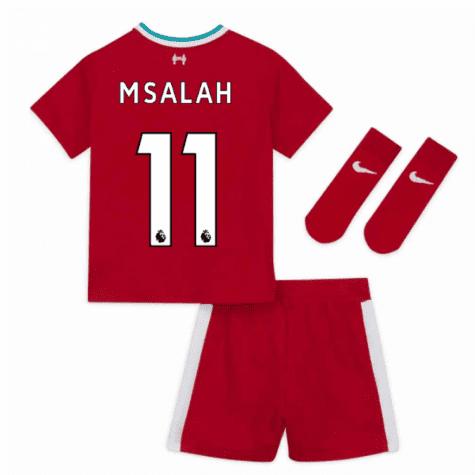 Детская футбольная форма Салах Ливерпуль