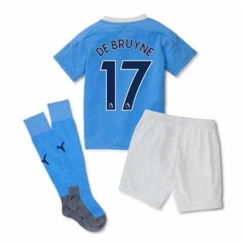 Детская футбольная форма Де Брюйне 2020-2021