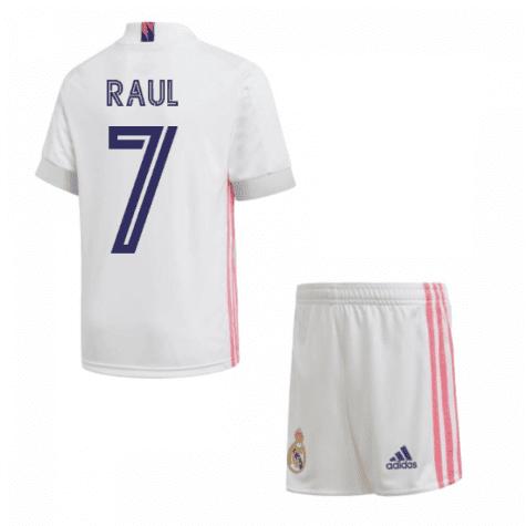 Футбольная форма Реал Мадрид Рауль