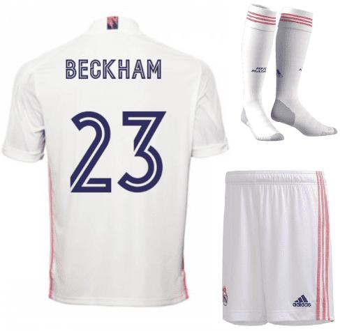 Футбольная форма David Beckham 2020