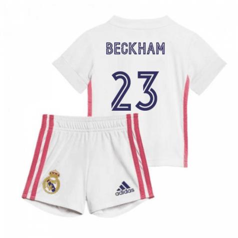 Детская форма Бекхем Реал Мадрид