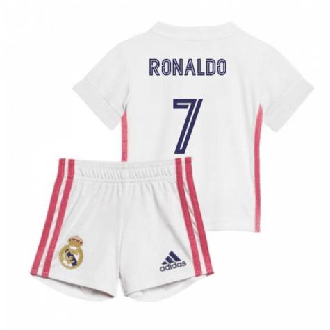 Детская форма Роналду 7 Реал Мадрид