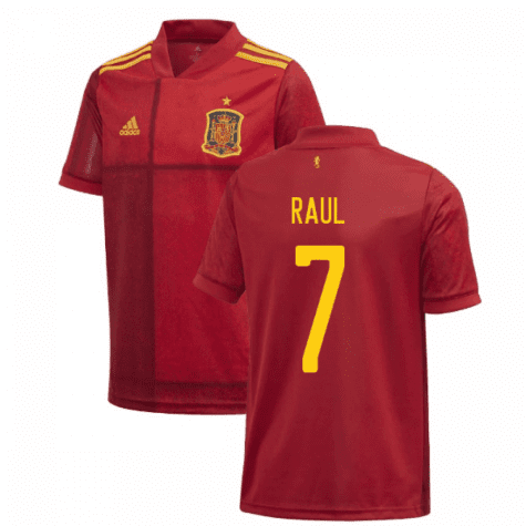 Футболка Рауль Испания