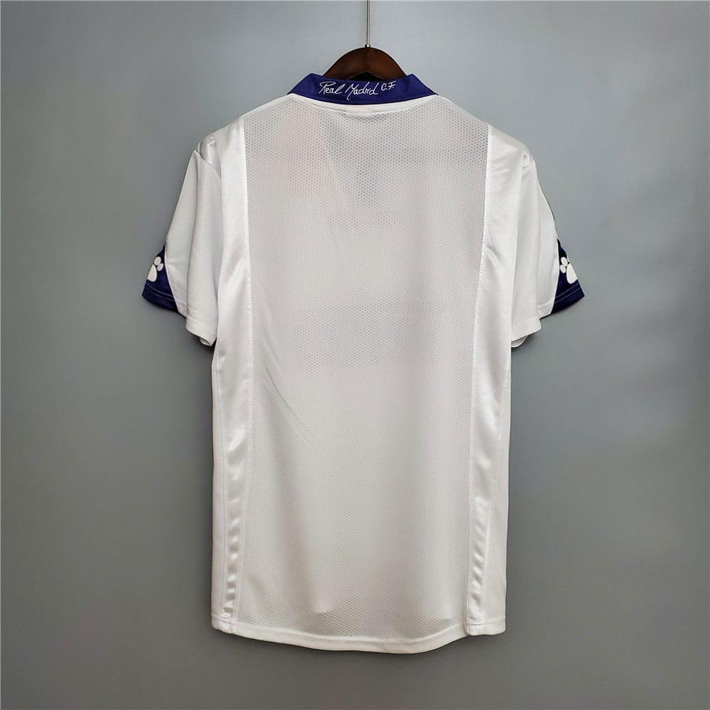 Ретро футболка Реал Мадрид домашняя 1997-1998
