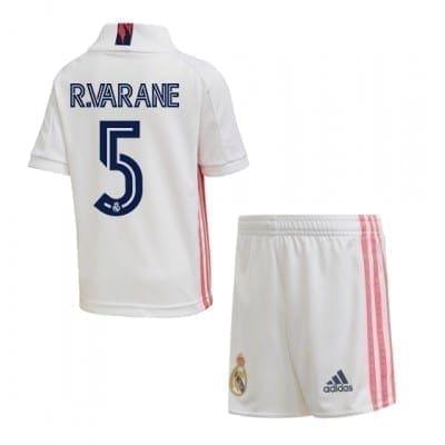 Детская форма Варан 5 Реал Мадрид 2020-2021