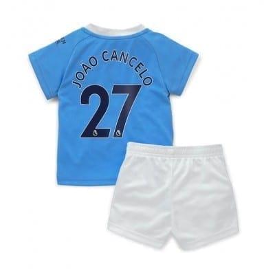 Детская форма Манчестер Сити 2020-2021 Канселу Купить