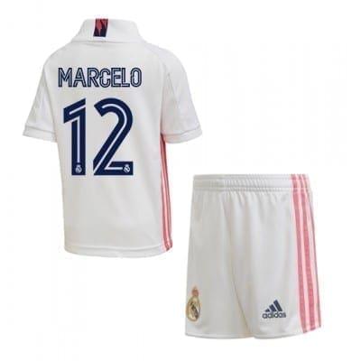 Детская форма Марсело 12 Реал Мадрид 2020-2021