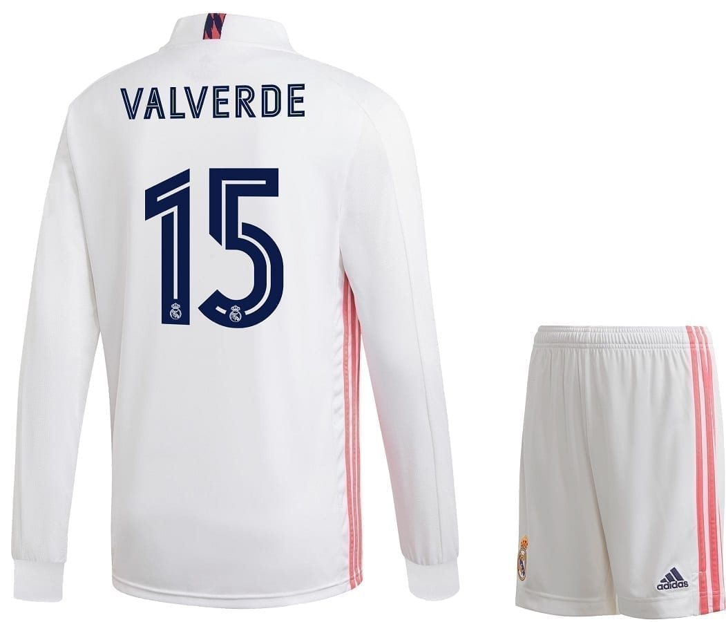 Футбольная форма Вальверде 2020