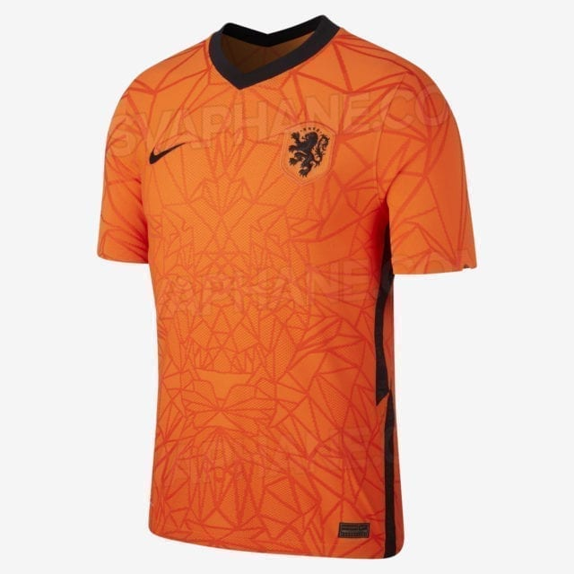 Футбольная форма Rafael van der Vaart