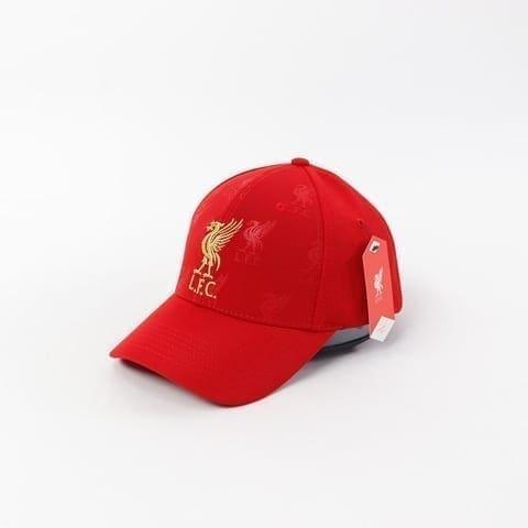 Кепка Ливерпуль красная