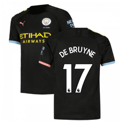 Футбольная форма Де Брюйне 2018
