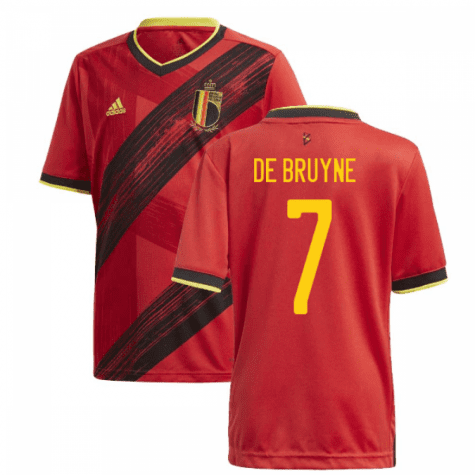 Футбольная форма Де Брюйне Бельгия