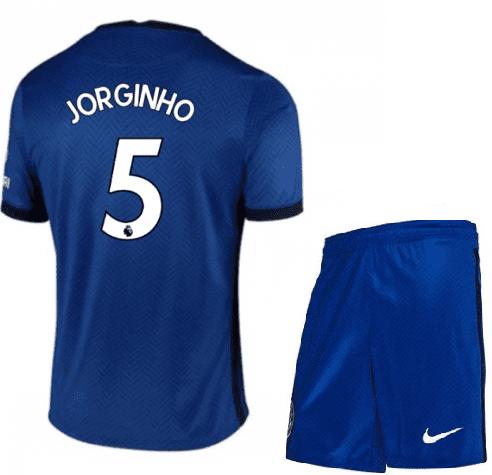 Футбольная форма Жоржиньо Челси