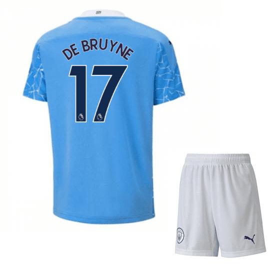 Футбольная форма Кевин Де Брюйне
