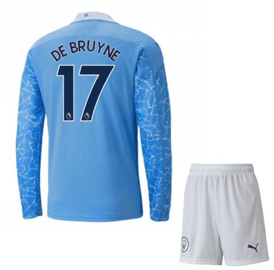 Футбольная форма Кевин Де Брюйне 2020
