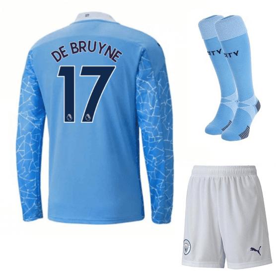 Футбольная форма Kevin De Bruyne