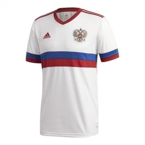 Детская футболка Сборной России Евро 2020 Белая