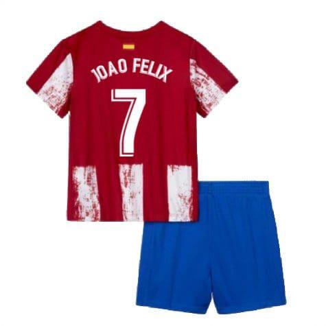 Детская форма Атлетико Мадрид 2021-2022 Жао Феликс 7