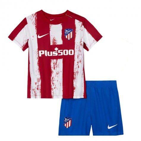 Детская форма Атлетико Мадрид 2021-2022 Эрмосо 22