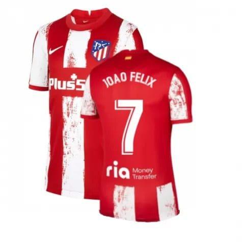 Футболка Жао Феликс 7 Атлетико Мадрид 2021-2022