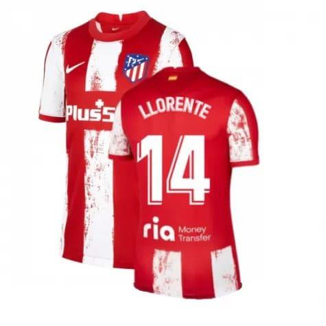 Футболка Льоренте 14 Атлетико Мадрид 2021-2022