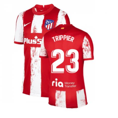 Футболка Триппьер 23 Атлетико Мадрид 2021-2022
