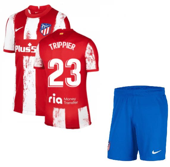 Футбольная форма Триппьер 23 Атлетико Мадрид 2021-2022