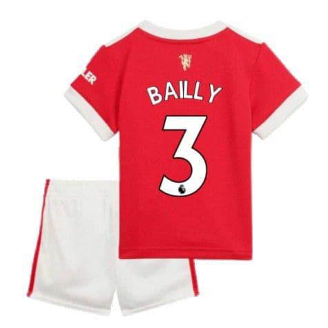Детская форма Манчестер Юнайтед 2021-2022 Байи 3 купить