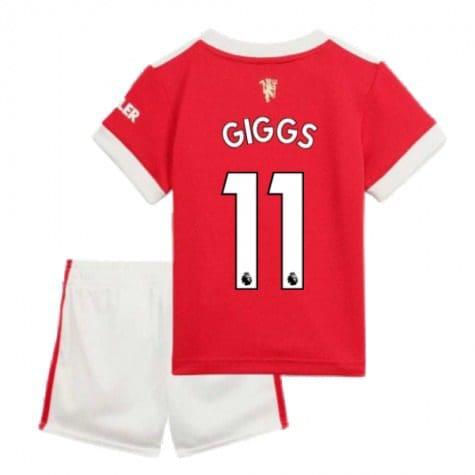 Детская форма Манчестер Юнайтед 2021-2022 Гиггз 11 купить