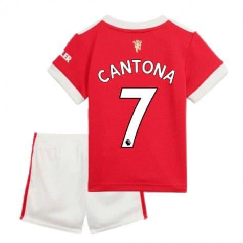 Детская форма Манчестер Юнайтед 2021-2022 Кантона 7 купить