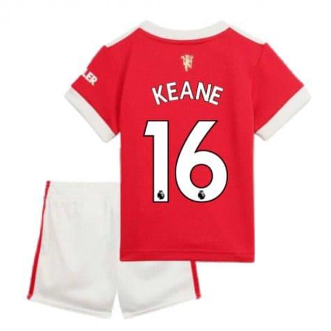 Детская форма Манчестер Юнайтед 2021-2022 Кин 16 купить