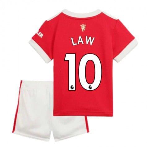 Детская форма Манчестер Юнайтед 2021-2022 Лоу 10 купить