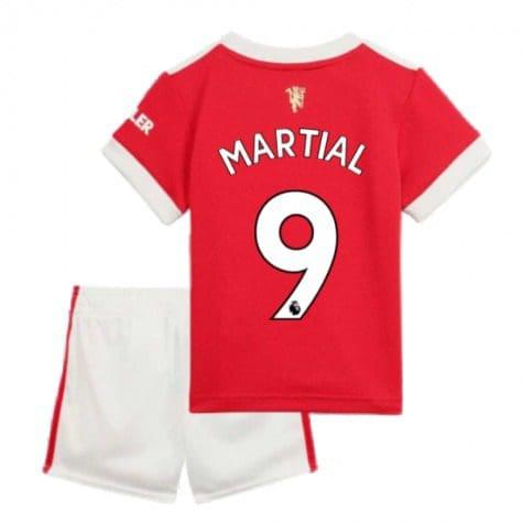 Детская форма Манчестер Юнайтед 2021-2022 Марсьяль 9 купить