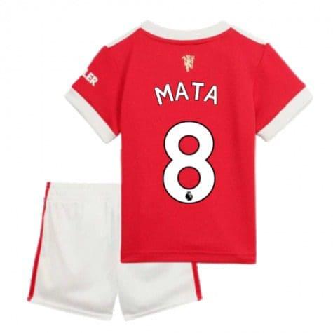 Детская форма Манчестер Юнайтед 2021-2022 Мата 8 купить