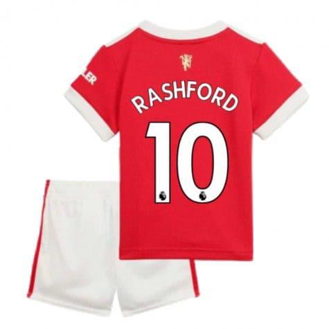 Детская форма Манчестер Юнайтед 2021-2022 Рашфорд 10 купить