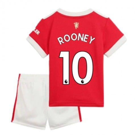 Детская форма Манчестер Юнайтед 2021-2022 Руни 10 купить